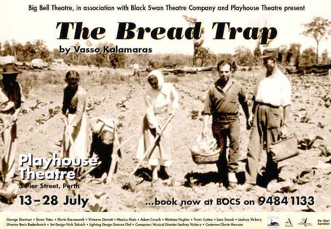 The Bread Trap poster