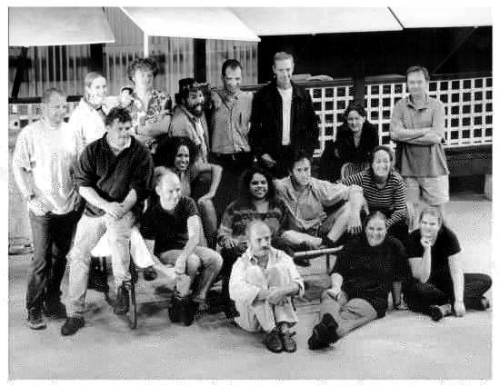 Cast & Crew, Welcome to Broome,  Company B, Sidney